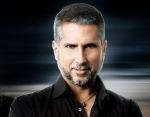 """Marlon Moreno, todo lo contrario al """"capo"""" que representa en la TV"""