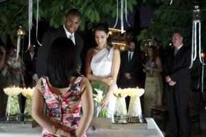 AL HORFORD Y AMELIA VEGA , Una boda que activó las redes