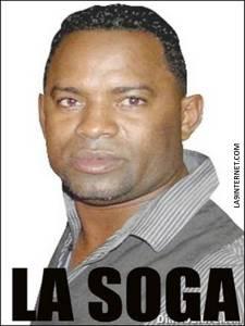"""Un capo habría reclutado a """"La Soga"""" y lo protege en Haití"""