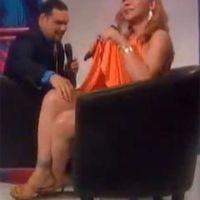"""Sacan a Masa del canal 15 tras tocar """"partes"""" a Mía (video)"""