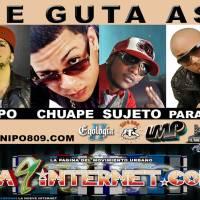 DESCARGAR AQUI Nipo ft El Chuape, Sujeto & Paramba - Me Gusta Asi