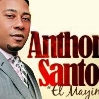 Anthony Santos - En Vivo (25 de noviembre 2012)