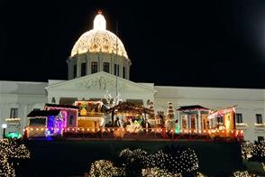 palacio presidencial RD