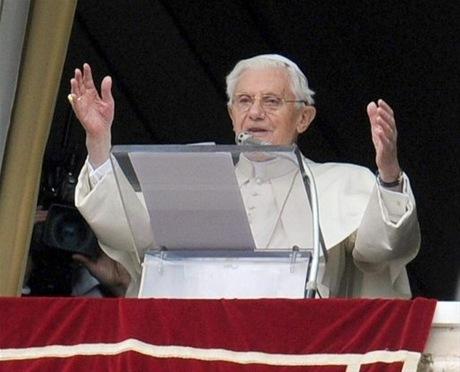 el papa benedicto xvl