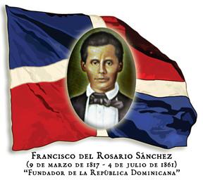 Francisco del Rosario Sanchez ArtesDominicanas.Org