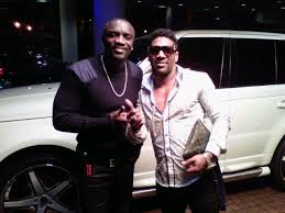 Omega Ft Akon