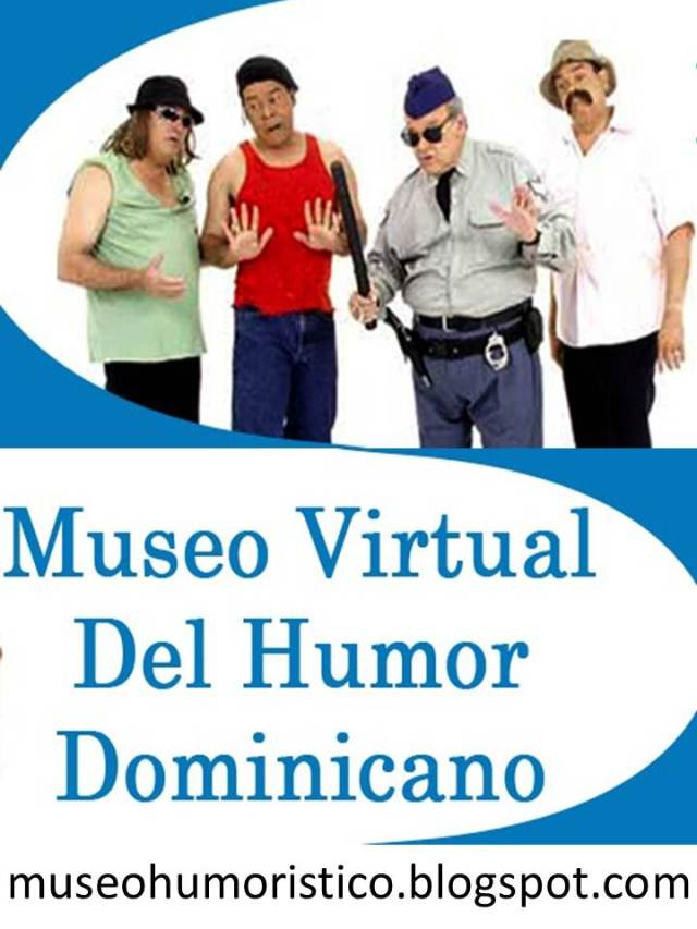 museo virtual del humor dominicano