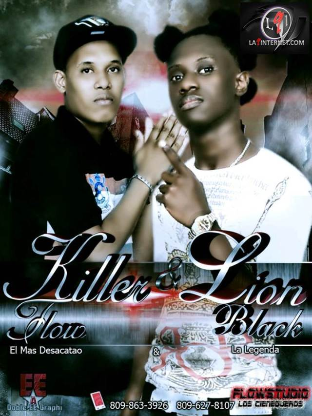 kille flow & lion black